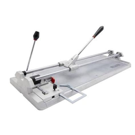 qep 27 in rip and 20 in diagonal professional porcelain tile cutter 10800 the home depot