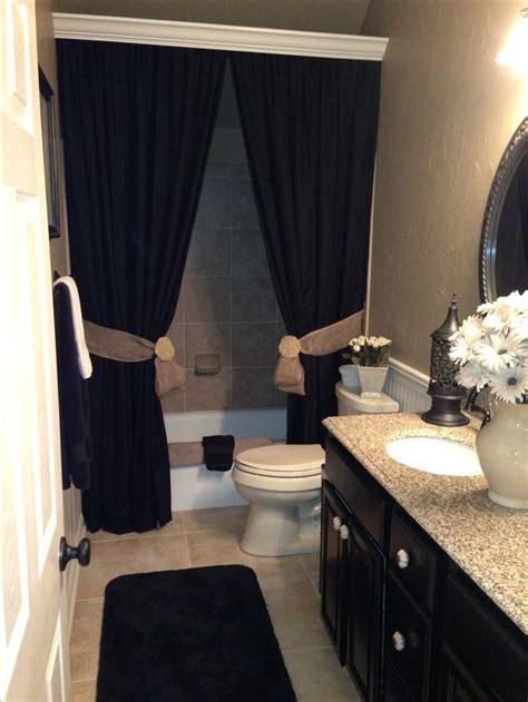 small bathroom design ideas pinterest curtain rods