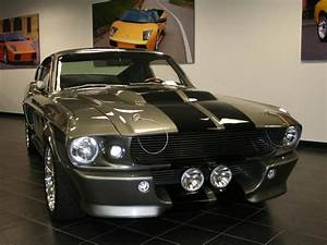 1967 Ford Shelby Mustang GT500 ELEANOR: Original Movie Car ...