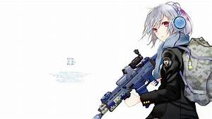 Anime Girls With Guns wallpaper - 1164016