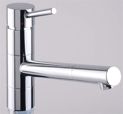 Mayfair Rota Kitchen Mono Sink Mixer Tap Chrome