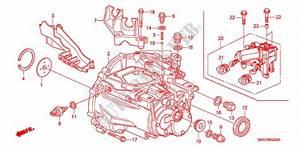 Transmission Case  1 4l  1 8l  For Honda Cars Civic 1 4 Se