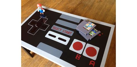 nes controller coffee table greatgamergiftscom