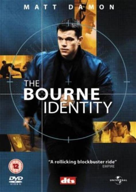 bourne identity dvd zavvi
