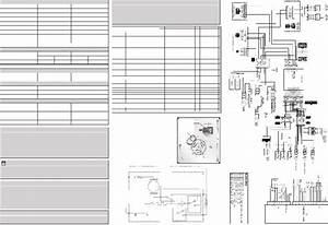 Frigidaire Fghb2844le Refrigerator Wiring Diagram Pdf View