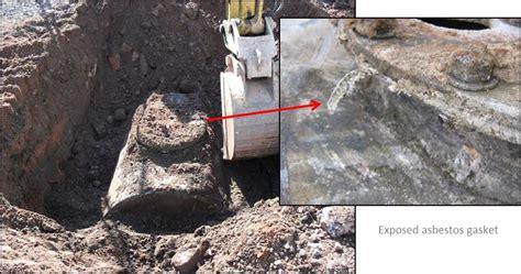 asbestos  soils enquin