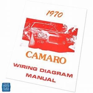 1970 Camaro Wiring Diagram Manual Each