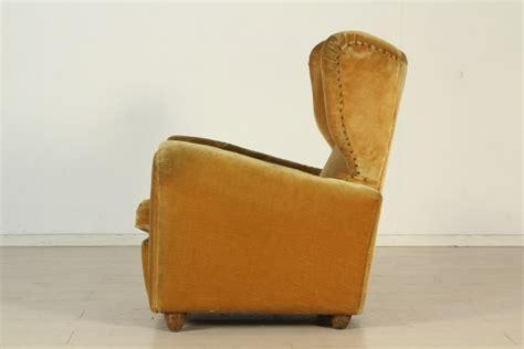 Poltrona Reclinabile Anni 50 : Modernariato, 20th Century Design Poltrona