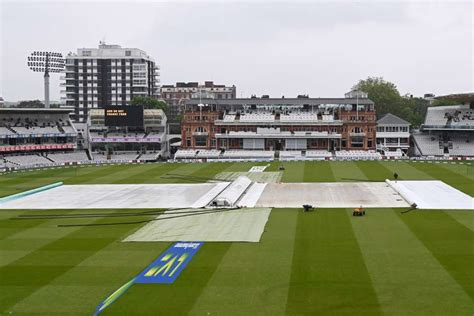 England vs New Zealand, 1st Test: Washout at Lord's as ...