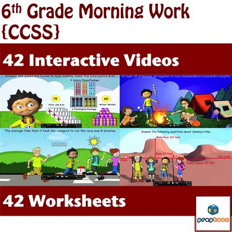 Morning Work , Bell Ringers , Review Activities, Group Activities Use It Anyway You Like To