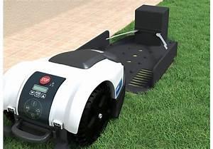 Robot Tondeuse Grande Surface : choisir un robot tondeuse castorama ~ Dode.kayakingforconservation.com Idées de Décoration