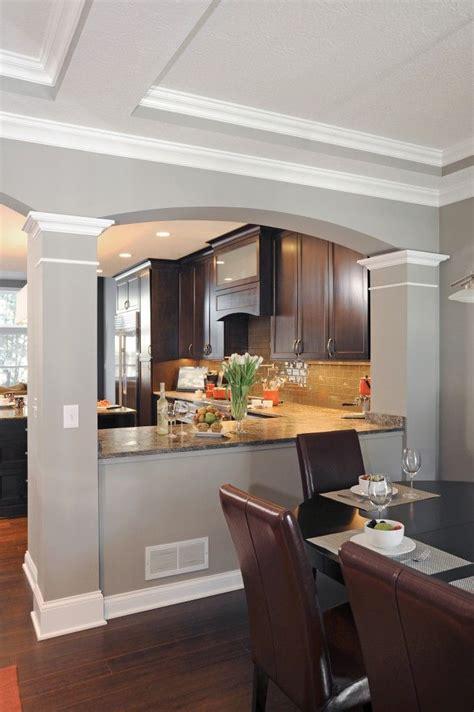 best 25 half wall kitchen ideas on pinterest kitchen