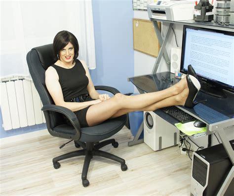 amour au bureau fluidr black dress 4 by kevin lecomte lolilove