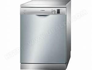 Mini Lave Vaisselle Conforama : bosch sms50d38eu lave vaisselle 60 cm bosch livraison gratuite ~ Melissatoandfro.com Idées de Décoration