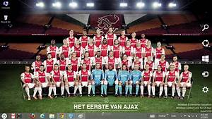 Ajax Amsterdam Theme For Windows 7 And 8 | Ouo Themes  Ajax