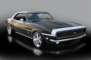 1968 CHEVROLET CAMARO CUSTOM 2 DOOR HARDTOP