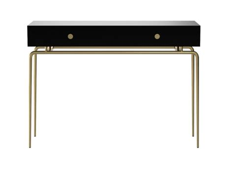 debourgeoisee console table  model ligne roset france