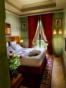 Moroccan Paint Color Scheme Bedrooms