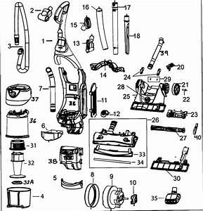 Bissell Vacuum Parts