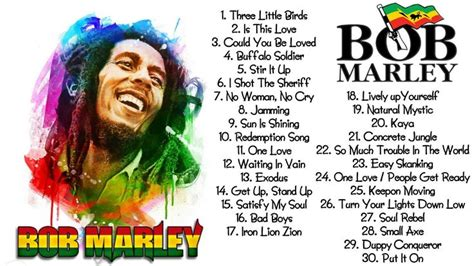 The Best Bob Marley Songs by 17 Best Ideas About Bob Marley Greatest Hits On