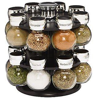 Spice Rack Refills by Buy Kamenstein Ellington 16 Jar Revolving Spice Rack With