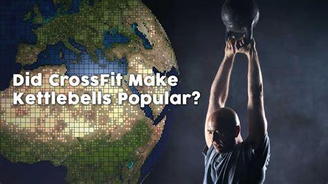 crossfit kettlebells popular did caveman wod featured