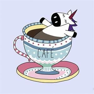 UNICÓRNIO NO CAFÉ
