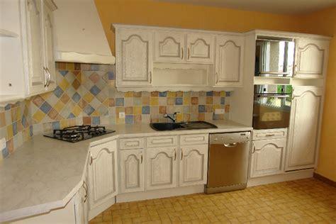 renover cuisine chene revger com renover armoire cuisine chene idée