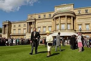 De colossaux travaux s'imposent à Buckingham Palace