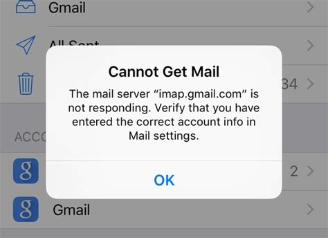 iphone email not working easy solutions to fix gmail not working on iphone 7 plus