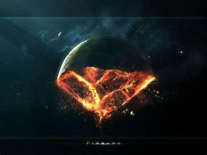Universe Decay Destroy Fissure Vacuum Planet Deviantart