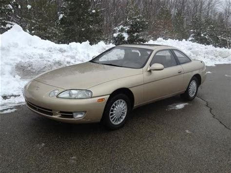 Find Used 1993 Lexus Sc 300 In Westfield, Indiana, United