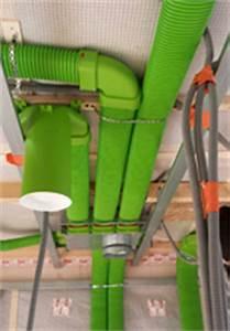 Gaine Semi Rigide Vmc : distribution d 39 air gaines air excellent system semi ~ Edinachiropracticcenter.com Idées de Décoration