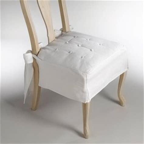 mod 232 le galette de chaise avec housse