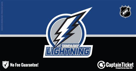 foto de Tampa Bay Lightning Tickets Cheapest Without Fees