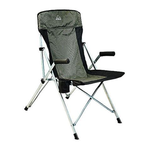 chaise de camping pliante tension pro mc kinley intersport