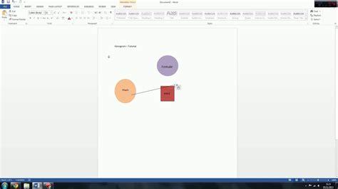 genogram eco map tutorial microsoft word youtube