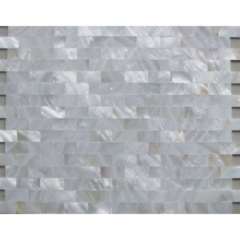 of pearl subway tile white of pearl tiles backsplash bricks