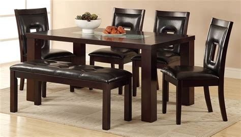 6 Pc Dining Table Set Walmartcom, Dining Table Sets