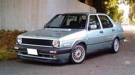 Vdubtruck 1990 Volkswagen Jettagli 16v Sedan 4d Specs