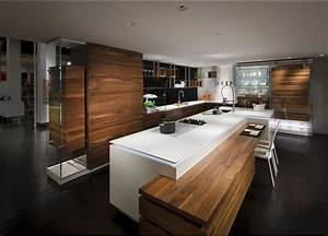 cuisine bois With cuisine bois design