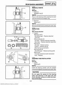 2000 Yamaha Yz250 Motorcycle Service Manual