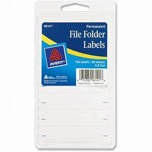avery file folder label ave06141 shopletcom With folder sticker labels