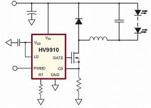 Led Schaltung Berechnen : v 20 x power led treiber ic hv9910 ~ Themetempest.com Abrechnung
