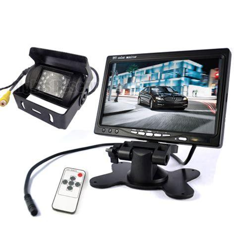rückfahrkamera mit monitor r 252 ckfahrkamera mit 7 quot lcd monitor agrarparts