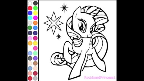 pony coloring games   kids  youtube