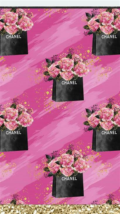 Iphone Wallpapers Chanel Coco Phone Classy Trendy