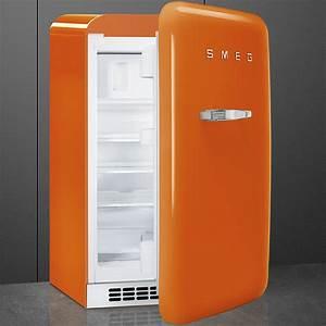 Retro Kühlschrank Linksanschlag : fridge fab10ro smeg smeg uk ~ Watch28wear.com Haus und Dekorationen