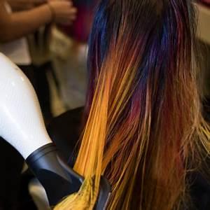 Neon Hair Battle How To Metamorphosis Behindthechair