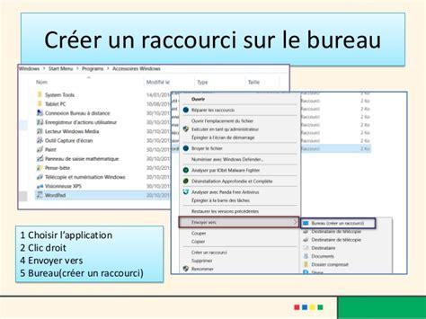 windows 8 raccourci bureau creer un raccourci sur le bureau 28 images comment